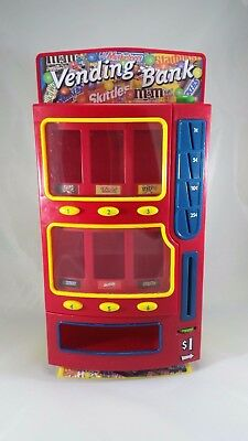 Mars Candy Vending Machine Bank 2004