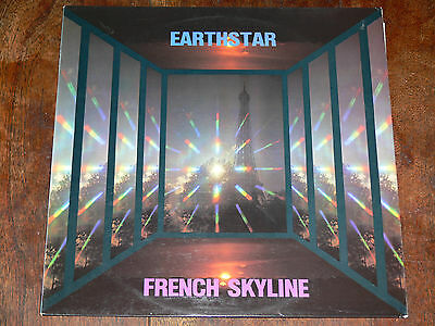 EARTHSTAR French Skyline ♬ 1979 Sky Records AMBIENT/SYNTH Klaus Schulze