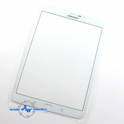 White Front Glass Screen Repair Part for Samsung Galaxy Tab S2 8.0 T715 T710