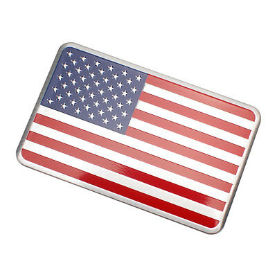 USA AMERICAN FLAG Stickers Decals Emblems for Jeep Truck SUV 4x4 Car Patriotic