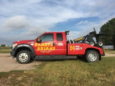 2011 Ford F-450 4x4 Auto Load Wrecker