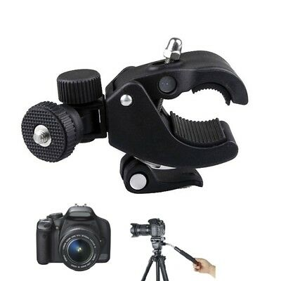 Camera Clamp Super Tripod Clamp for Holding Monitor/DSLR LCD Cameras/DV Tool New