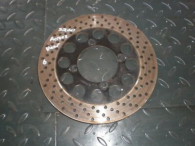 suzuki gsx250f across rear brake rotor