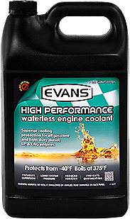 EVANS High Performance Water-less Engine Coolant 3.77 Litre