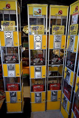 Beaver Vending Machine Tower Lolly Confection Gumball  (7 available)