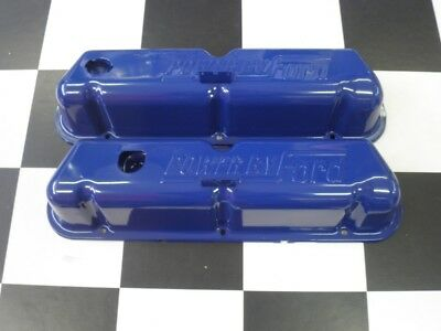 Ford Power By Ford Rocker Covers New Suit 302 351 Windsor Xw Xy Gt Gs Zc Zd Za