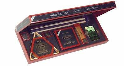 Brand New Pool Table Accessories Brunswick Heritage Play Package