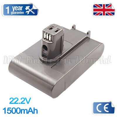 Replacement Battery Pack 22.2V For Dyson DC31 DC34 DC35 Handheld Vacuum Cleaner