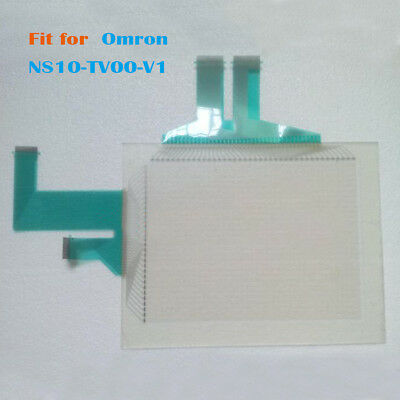 New for Omron NS10-TV00-V1, NS10TV00V1 Touch Screen Glass