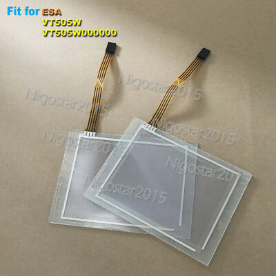 New for ESA VT505W VT505W000000 Touch Screen Glass 1 Year Quality Warranty