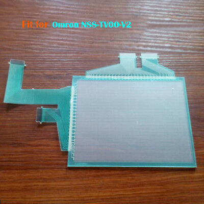 New for Omron NS8-TV00-V2, NS8TV00V2 Touch Screen Glass