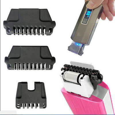 3pcs Hair Removal Thermicon Tips Blades Body Legs Replacement Tool Plastic Hot