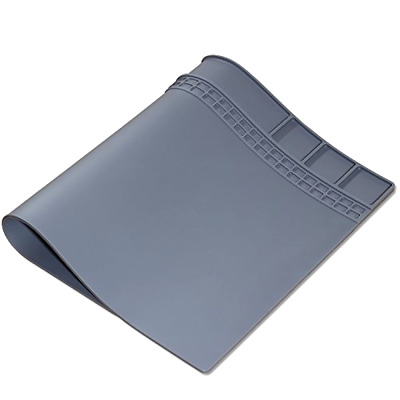 Large Heat Resistant Soldering Mat 932  F Silicone Insulation Pad for BGA Solde