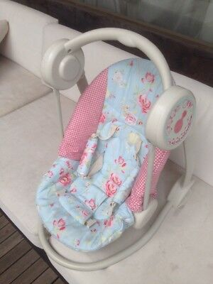 Security Baby Electric Swing Chair Used Port Melbourne