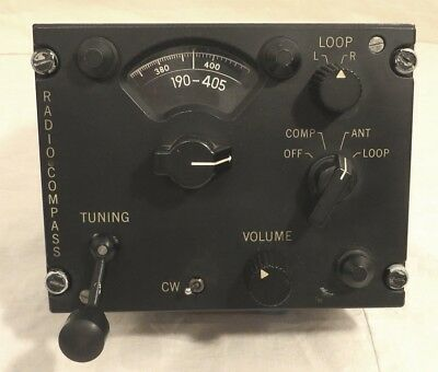 Lear Radio Compass 5456
