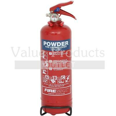 Compact Kitchen/Car BC Dry Powder Extinguisher - 600g