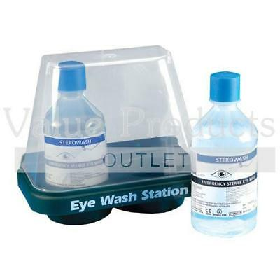 Steroplast Double Domed Eyewash Station