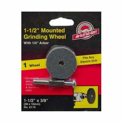 "Ali Industries 6116 Grind Wheel 2""X3/8"""