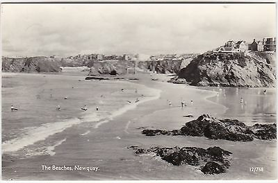 The Beaches, NEWQUAY, Cornwall RP