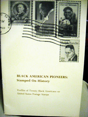 STAMPS- Black Pioneers on Stamps