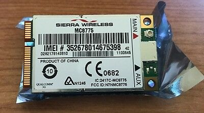 Sierra Wireless 3G Mobile WWAN MC8775 Card