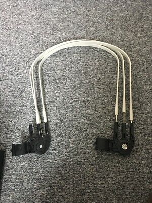 Bugaboo donkey  Hood Rods and clamps