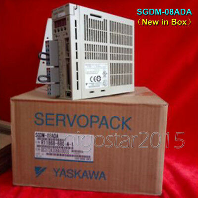 1PC New YASKAWA Servo Drive SGDM-08ADA 200V 3 Phase 0.80KW Original New in Box