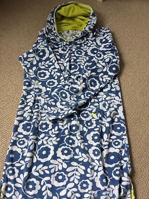 Mini Boden Towelling Dress 11-12