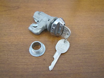 1970-75 Gto Lemans Glove Box Lock W/ Keys