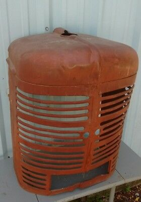 Vintage  Ihc Farmall M Tractor -Grille  Assy