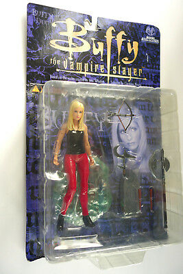 BUFFY THE VAMPIRE SLAYER Action Figure Boxed Buffy Summers Collectible Red Trous