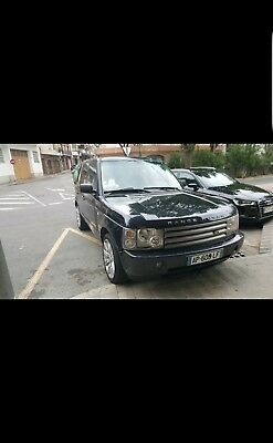 Land rover . range rover l322 vogue