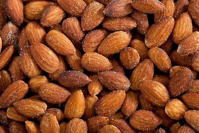 Almond Roasted Salted Badam Free Shipping World Wide