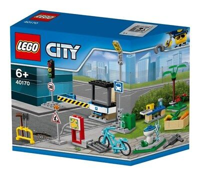 LEGO City Build My City Accessory Pack set 40170 NEW & SEALED