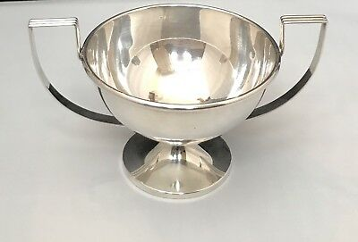 •Manchester #959 Sterling Pedestal Chalice Cup•
