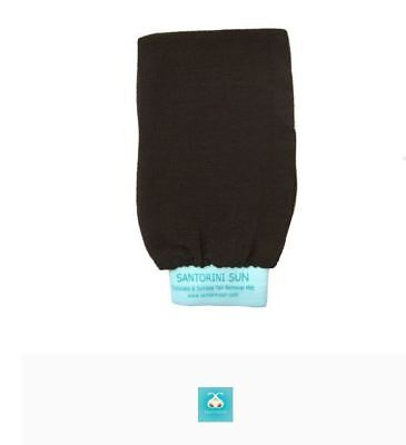 2 x SANTORINI SUN Tan - Off Mitts ( removing tanning products from your skin )