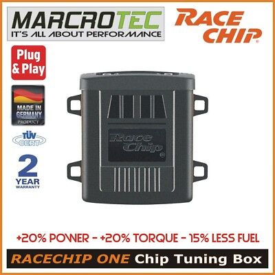 Toyota Avensis MK3 T27 2.0 D-4D 126HP Racechip One Diesel Chip Tuning Box