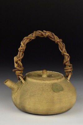 Antique 18th / 19th Century Chinese Pottery Teapot