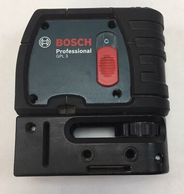 Self Leveling Laser Level and Plumb Bosch GPL3 Professional Align Tool