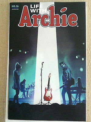 Life With Archie #36 Fiona Staples Variant Cover 1St Printing Nm 2014 Death Of