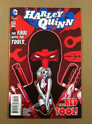 Harley Quinn V.2 #27 Amanda Conner Regular Cover Nm 1St Printing Suicide Squad