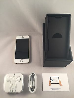 Apple iPhone 5S 16/32/64GB (Unlocked/ UK Network) Gold, Silver, Space Grey