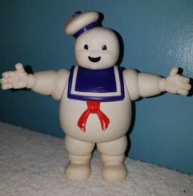 Vintage Ghostbusters Stay Puft Marshmallow Man Columbia Pictures 1984