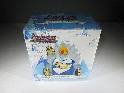 Adventure Time Nice King And Gunter Figure August Loot Crate Exclusive