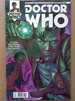 DOCTOR WHO 11th (2014) #12 COVER A BOO COOK SIMON FRASER TITAN NM 1ST PRINTING