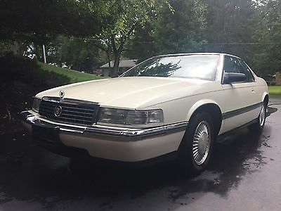 1992 Cadillac Eldorado  Coupe Original Owner
