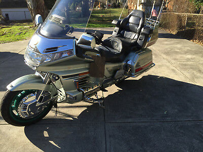 1999 Honda GOLDWING  GOLDWING GL1500 SE