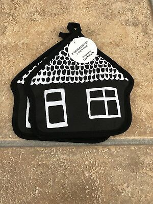homely cottage oven pads. Brand new with tags.