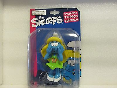 Smurfs Smurfette Fashion Collection 5.5 Inch Doll New Sealed Lot D