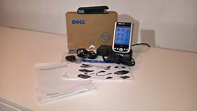 Dell X51 Pda With Original Box , Dock, Documents - Vgc